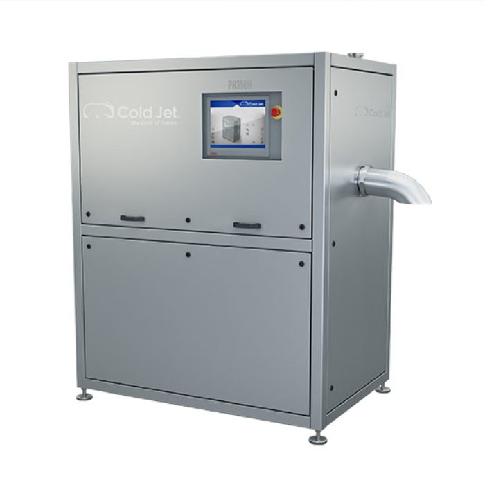 PR350H dry ice manufacturing machine